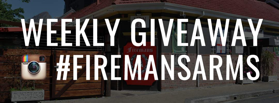 Firemans Arms Instagram Competition