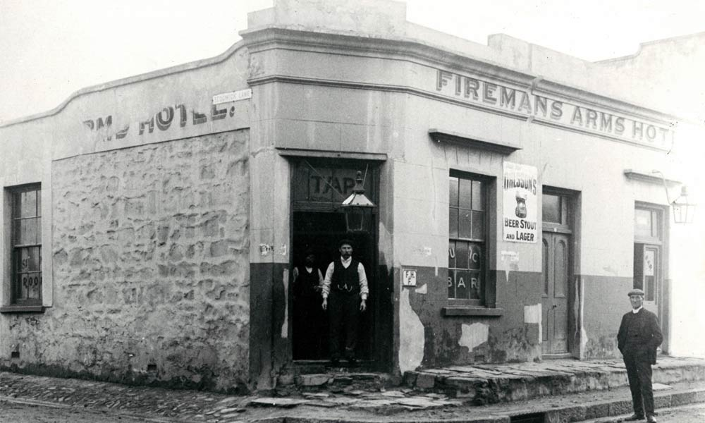 One of Cape Town's Oldest Pubs